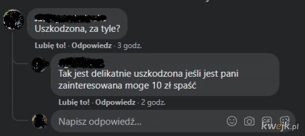 Nie umiem w język polski