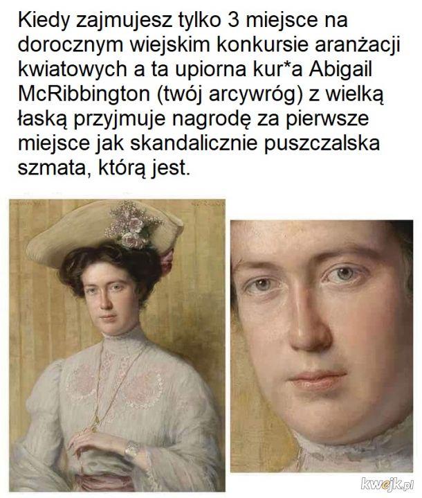 Problemy XIX wieku