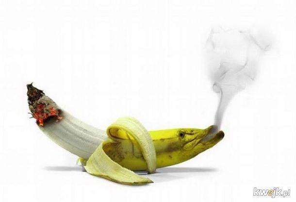 A mówili że palenie jest nie zdrowe.