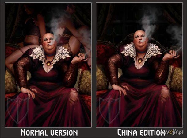 Jak w Chinach ocenzurowano karty do gry w Gwinta - Wiedźmińską grę karcianą, obrazek 20