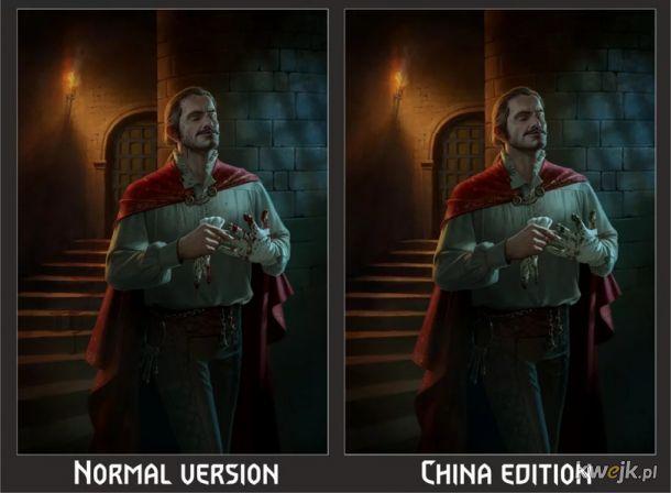 Jak w Chinach ocenzurowano karty do gry w Gwinta - Wiedźmińską grę karcianą, obrazek 9