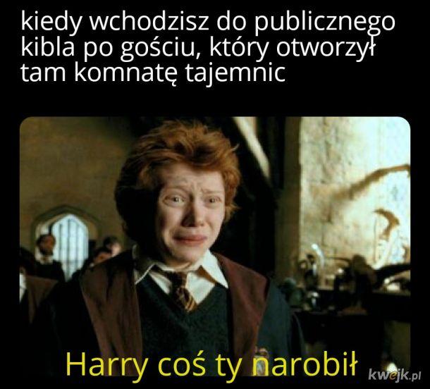 Harry wypuścił dementora