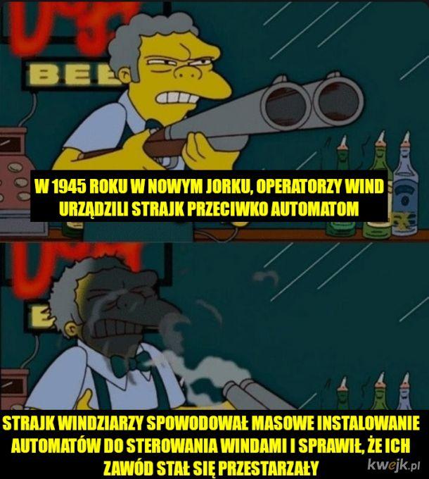 Analogiczna sytuacja z polskimi taksiarzami i uberami
