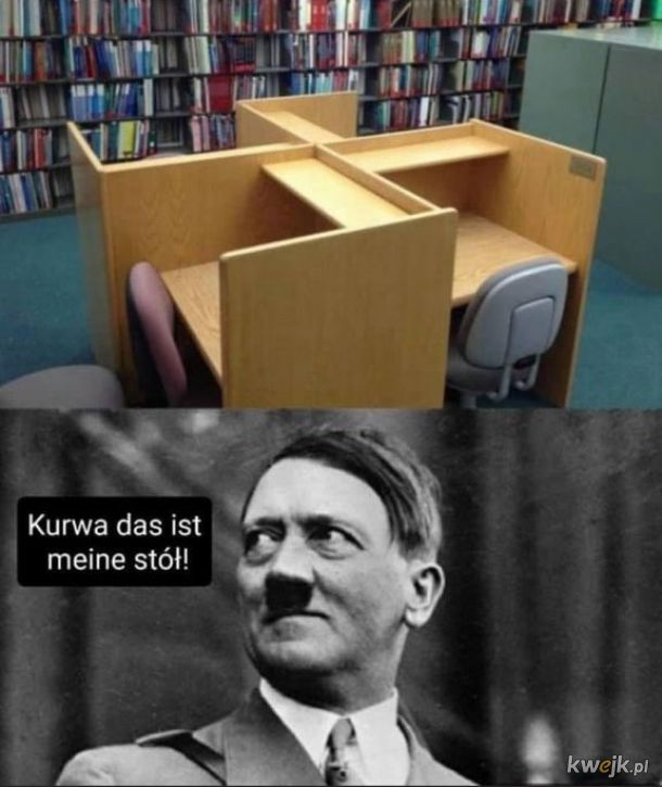 Adolf approves