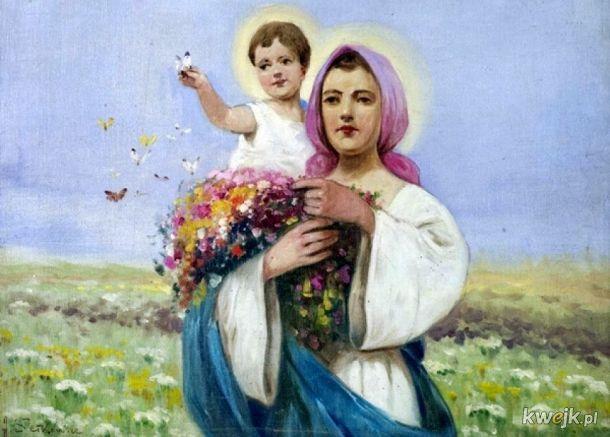 15 sierpnia Matki Bożej Zielnej