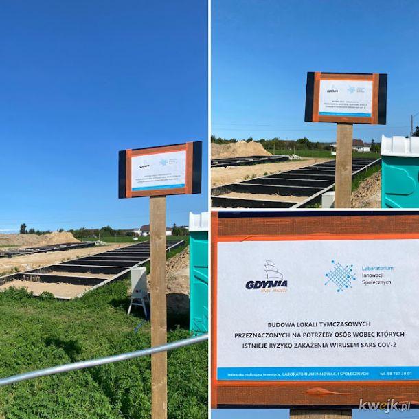 W Gdyni właśnie budują obozy koncentracyjne