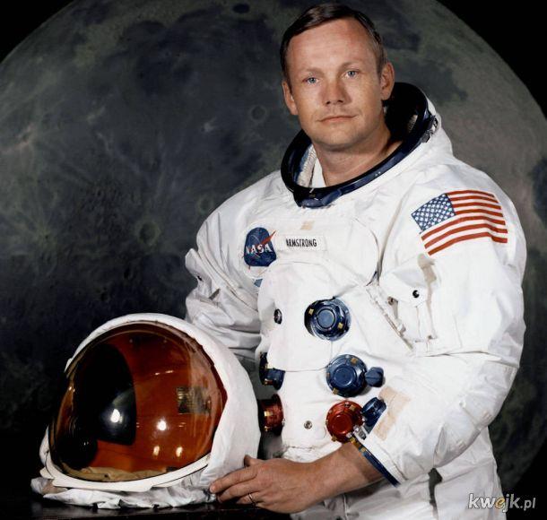 Dziś mamy 91. rocznicę urodzin Neila Armstronga