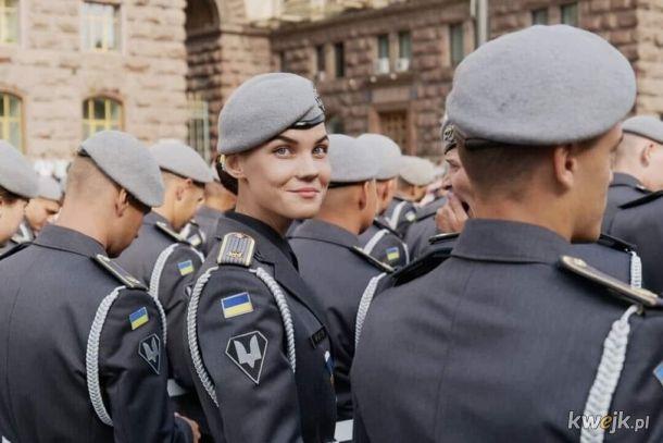 Policjantka z Ukrainy