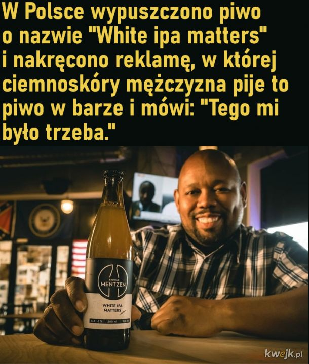 White ipa matters