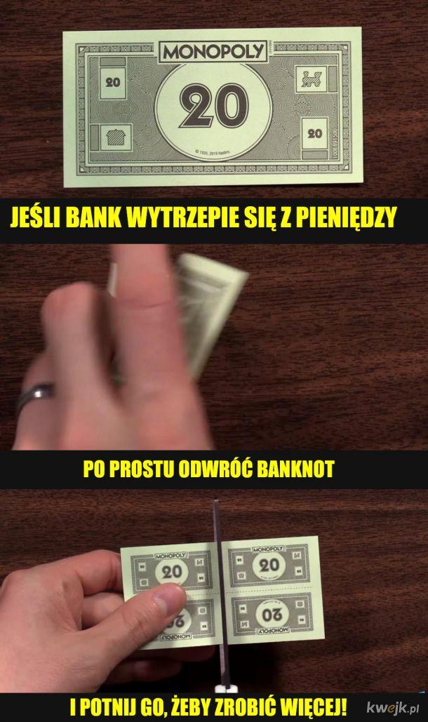 Droga do hiperinflacji na przykładzie zabawki