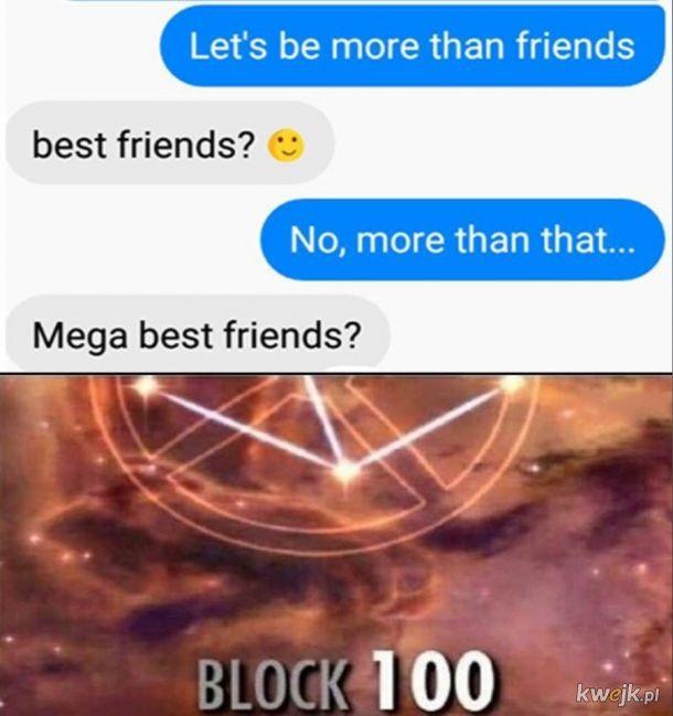 Mega best friend