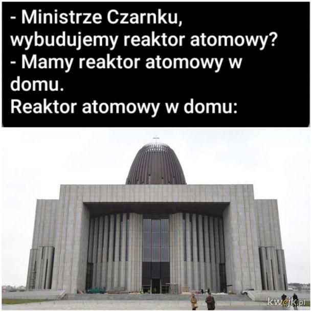 Reaktor jądrowy Czarnka