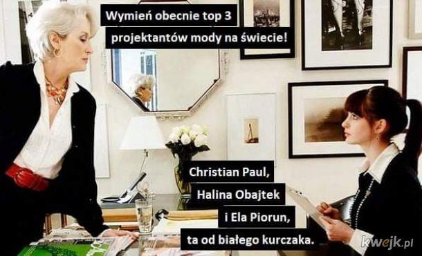 Top 3 projektantów