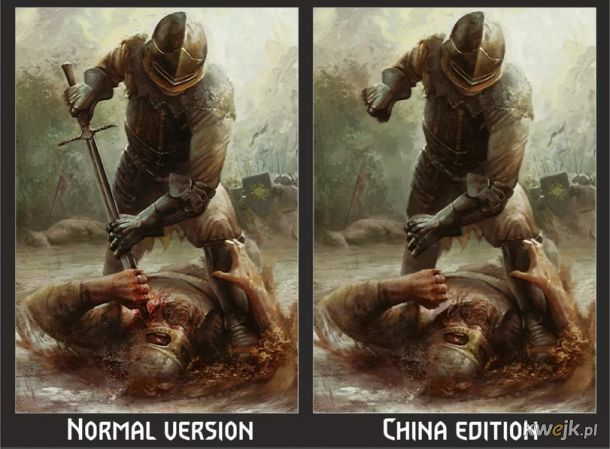 Jak w Chinach ocenzurowano karty do gry w Gwinta - Wiedźmińską grę karcianą, obrazek 6