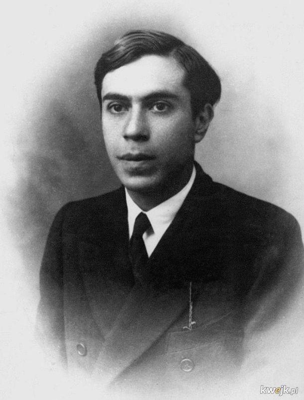 Dziś mamy 115. rocznicę urodzin Ettore Majorany