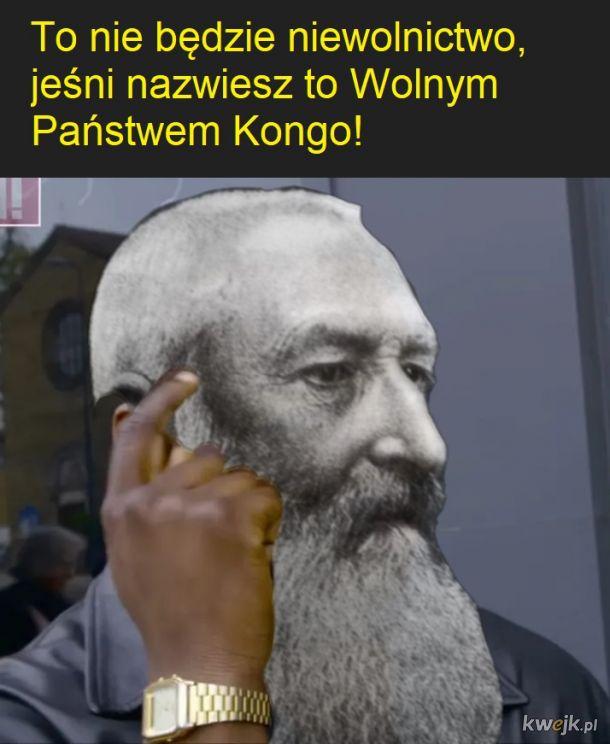 Leopold, ty krwawy spryciarzu