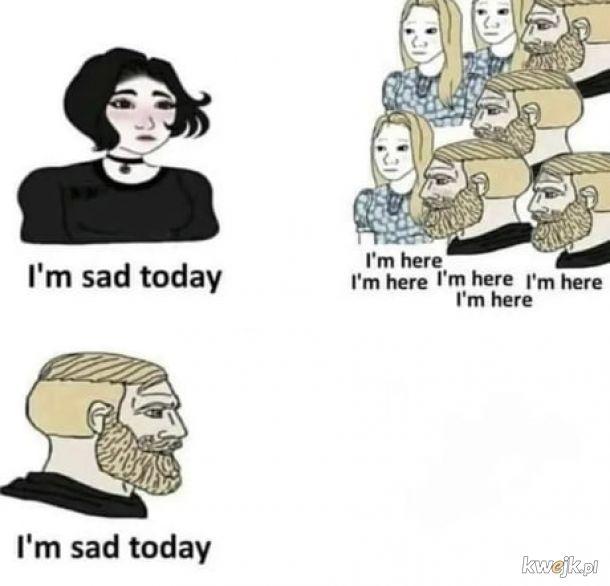 Taka smutna rzeczywistość.