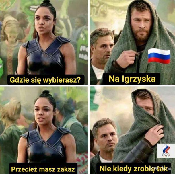 Memy po Igrzyskach