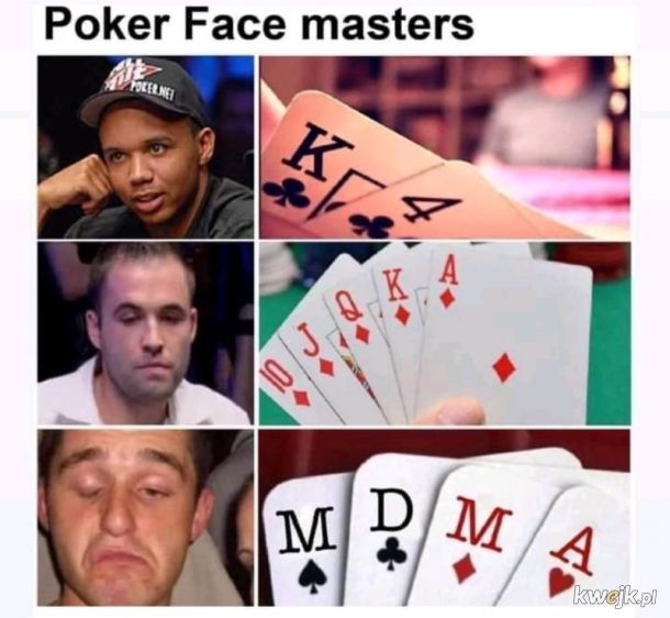Poker Face Masters