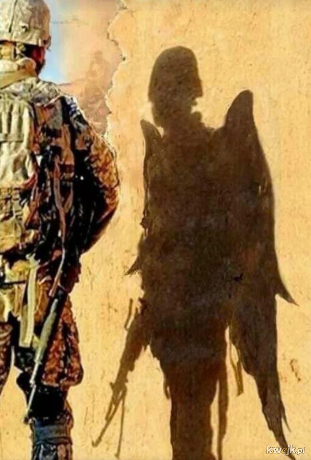 USAński żołnierz w Afganie