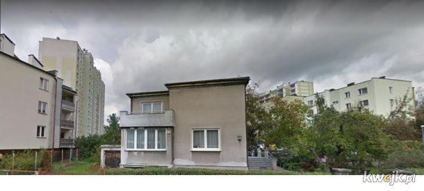 """Ktoś popełnił wybuch """"kamienicy"""" w Toruniu? Idealne miejsce na kolejny 14-sto piętrowy punktowiec xD"""