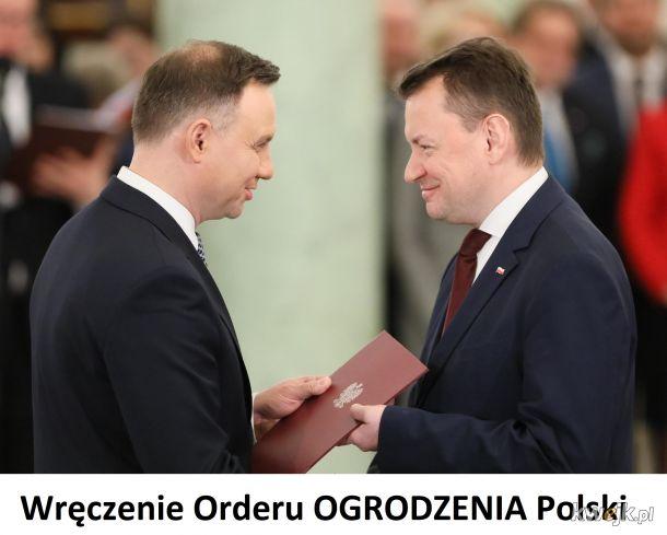 Order Ogrodzenia Polski