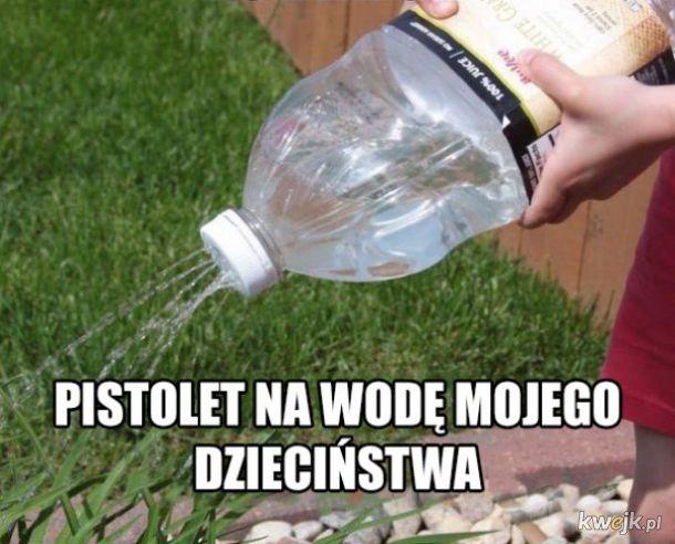 Pistolet na wodę