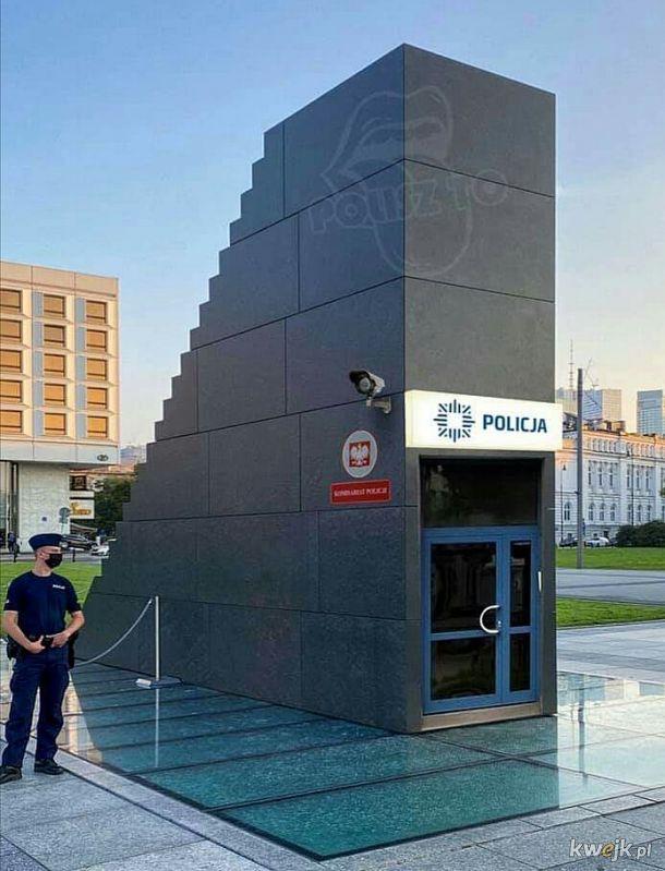 Pomnik bezpieczny jak nigdy wcześniej!