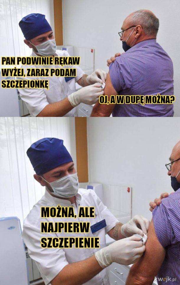 Jak się szczepić