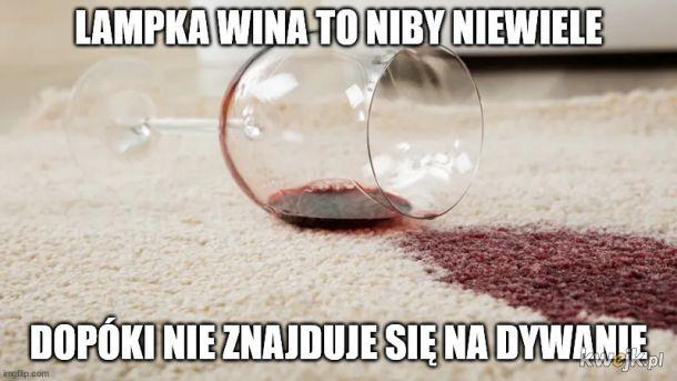Lampka wina