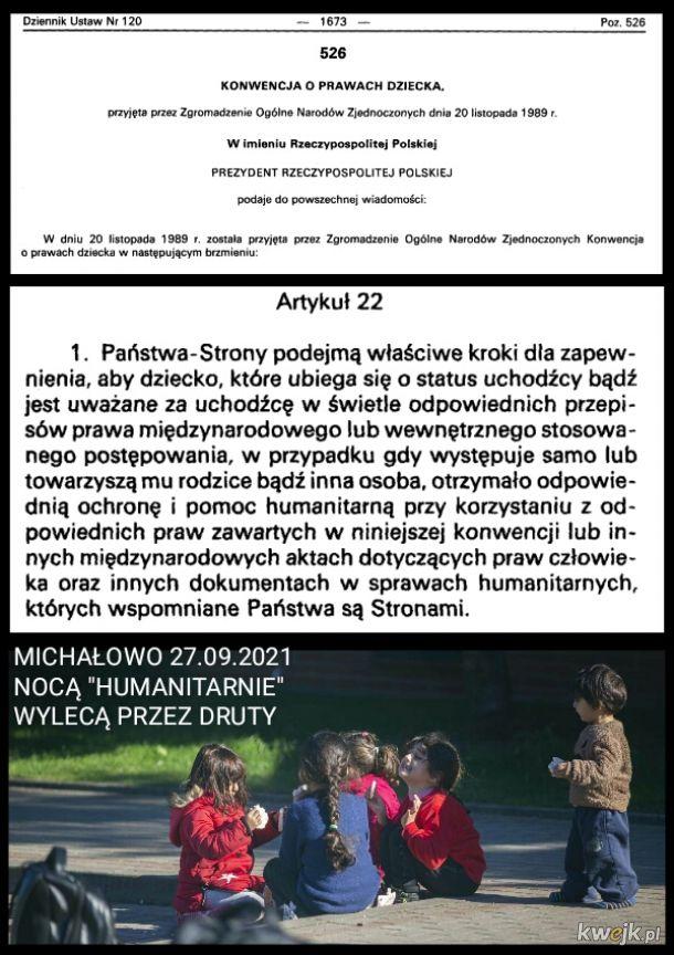 Pomyśleć, że Polska była inicjatorem tej konwencji. Dawno i nieprawda.