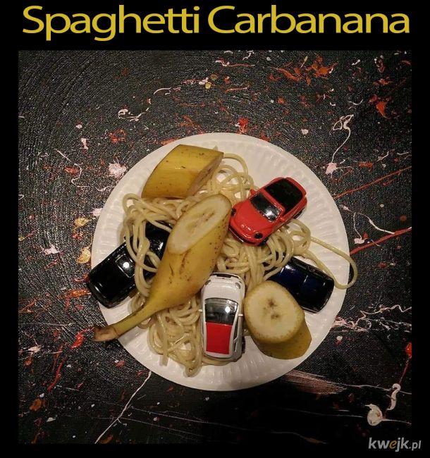 Spaghetti Carbanana