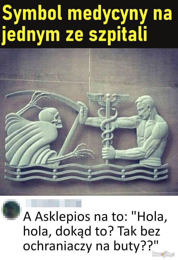 Symbol medycyny