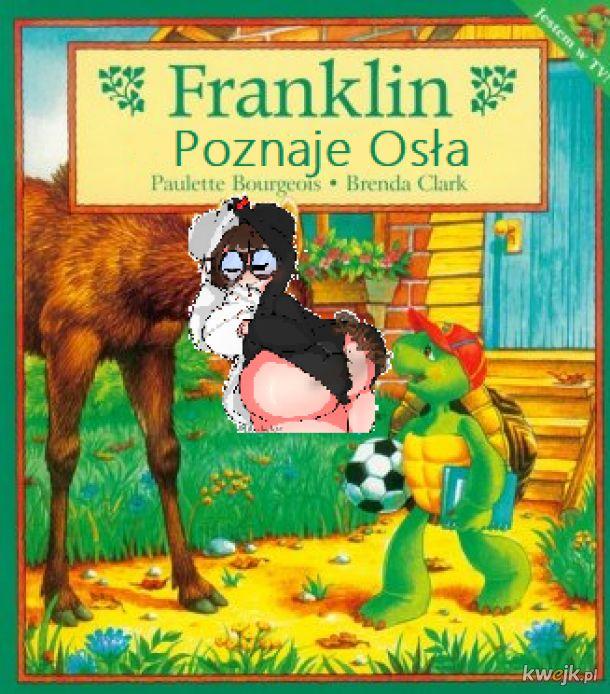 Franklin Poznaje Osła
