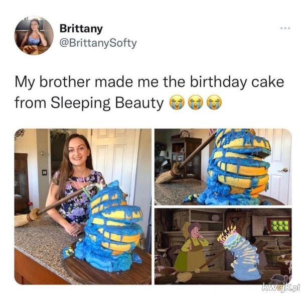 Tort jak z bajki