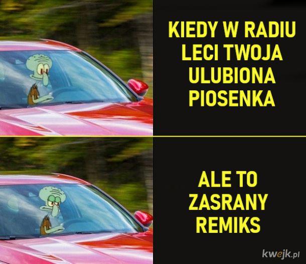 Kiedy w radiu leci twoja ulubiona nuta