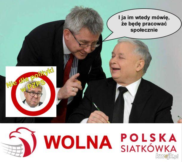 Nowy prezes Polskiej Siatkówki