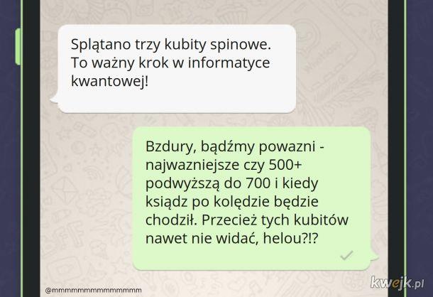 Dialog postępu z Polakami