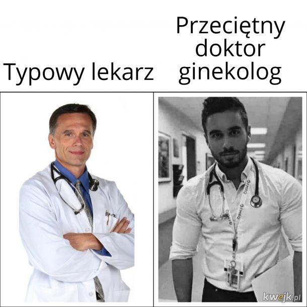 2 typy lekarzy