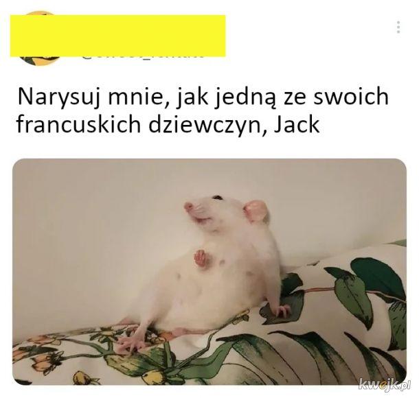 Narysuj mnie, Jack