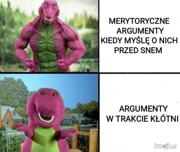 Argumenty przed snem
