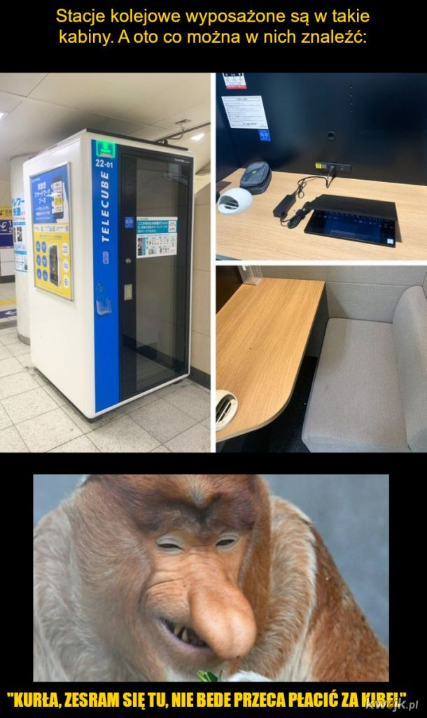 Japończycy mają łeb - fajne pomysły do zaadaptowania wszędzie