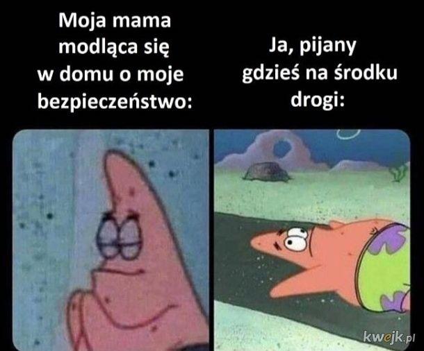 Mama vs. Rzeczywistość