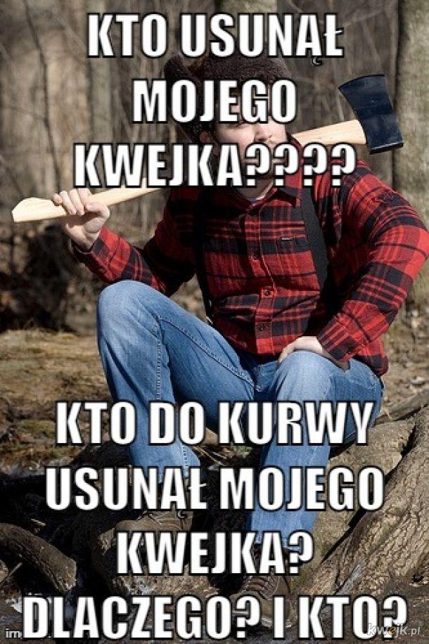 NOSZ K***A MAĆ!!