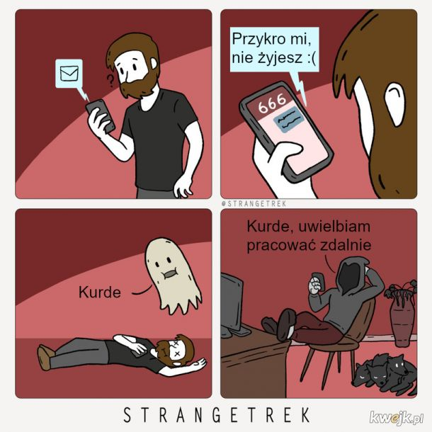 Śmierć przez telefon