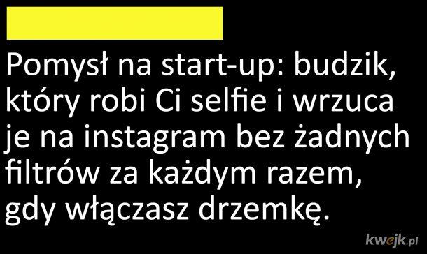 Świetny pomysł na start-up