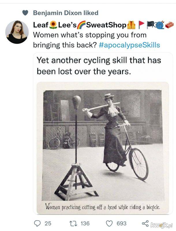 Rowerzysci feminisci