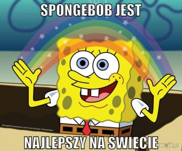 Spongebob jest najlepszy na świecie