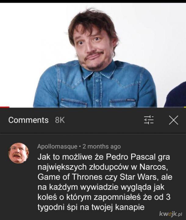 Pedro Pascal