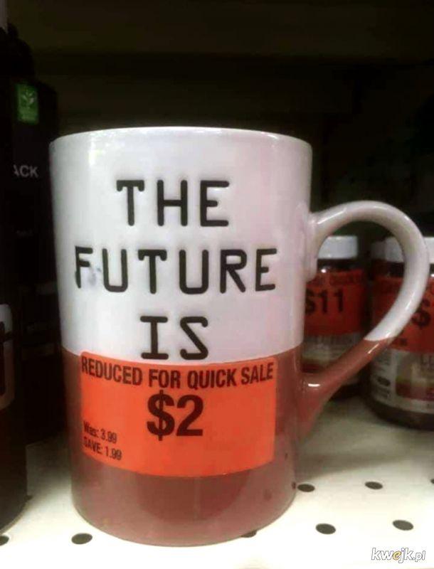 Nasz rząd tak handluje przyszłością.